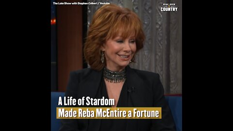 A Life of Stardom Made Reba McEntire a Fortune