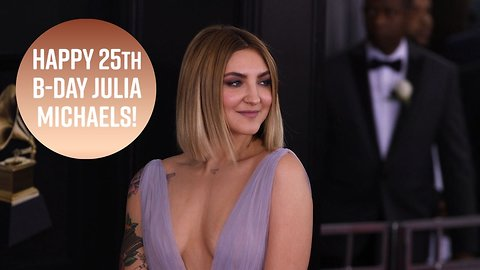 5 Pop hits Julia Michaels secretly wrote