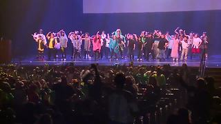 Disney Musicals in Schools program lets Las Vegas students shine - Video