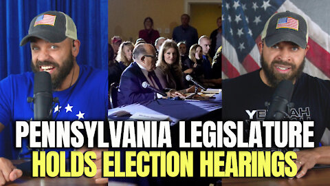 Pennsylvania Legislature Holds Election Hearings