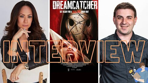 Krystal Vayda Discusses Indie Horror Film 'Dreamcatcher' | StudioJake Interviews