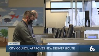 Twin Falls City Council Approves United Express Denver Route