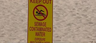 River sewage from Mexico closes California beach