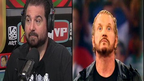 Wrestler Diamond Dallas Page Brawls On-Air With ESPN DJ