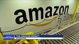 Milwaukee Business Journal: 'The Amazon Effect' cost Wisconsin $30 million - Video
