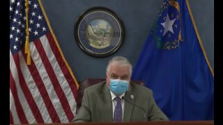 Gov. Sisolak updates Nevadans on COVID-19 in the state