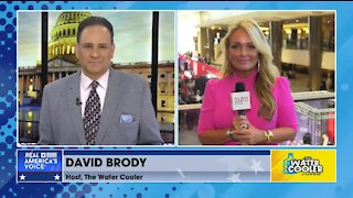 WATCH: DR. GINA LOUDON JOINS DAVID FROM CPAC