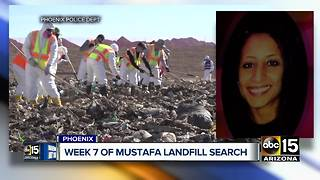 Search for Christine Mustafa enters it's 7th week - Video
