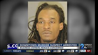 Arrest made in lunch hour murder outside Royal Farms Arena