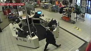 Persons of interest sought in Eagle Ridge Mall explosions - Video