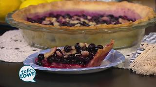 Blueberry Ginger Pie - Video