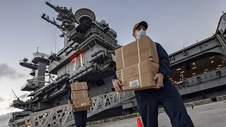 USS Theodore Roosevelt Sailor Dies From COVID-19