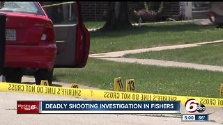 Man dead in officer-involved shooting in Fishers
