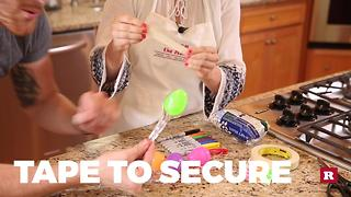 How to make maracas | Elissa the Mom - Video