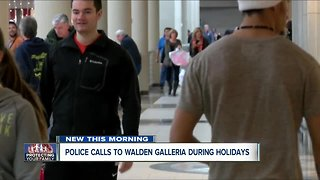 Police calls to Walden Galleria increase during holidays