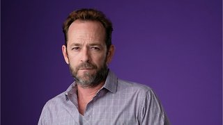 Actor Luke Perry Hospitalized After Stroke