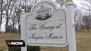 They serve award winning wine and ghostly tales