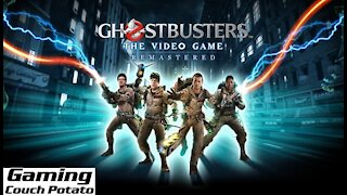Ghostbusters: The Video Game Remastered (PC Epic Games Store) - Capturing my first ghost