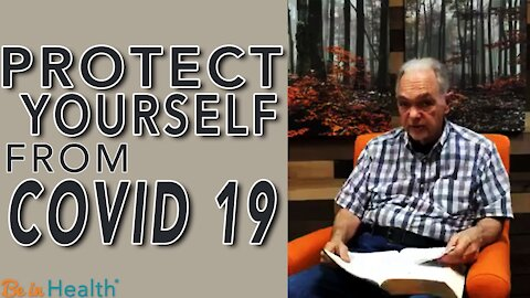 Protect Yourself from COVID 19 - Pastor Benny Parish