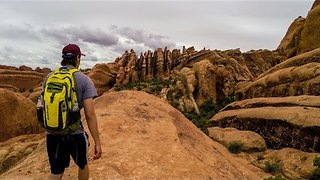Pals Capture Epic Utah Hiking Adventure on GoPro