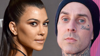 Kourtney Kardashian & Travis Barker OFFICIALLY Dating! Details Revealed!