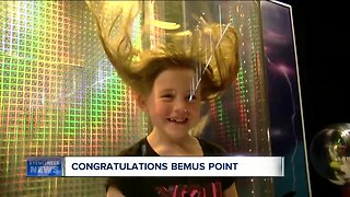 Andy Parker's Weather Machine visits Bemus Point