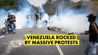 Escalated: Venezuelans take protests to the next level - Video