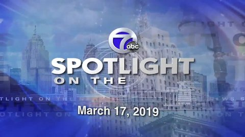 Spotlight for 3-17-2019