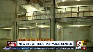Old Strietmann Biscuit Building is ready for its new life - Video