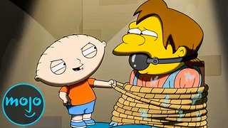 Top 10 Worst Things Stewie Griffin Has Ever Done - Video