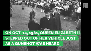Queen Elizabeth II Assassination Attempt by Teenager Covered Up by Government