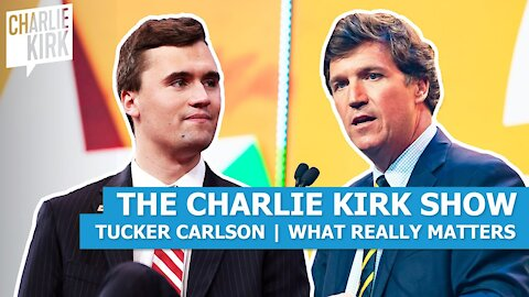 Tucker Carlson DECIMATES The Ruling Class Establishment | The Charlie Kirk Show