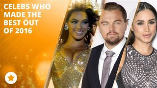 The luckiest celebs of 2016 - Video