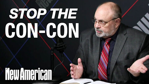 """Christian Pastor Opposes Article V """"Convention of States"""""""