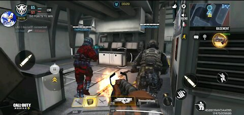 Capture n hold(cod mobile)