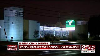 Edison Preparatory investigation - Video