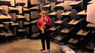 Hear the Difference Between a Reverberation Room and an Anechoic Chamber - Video