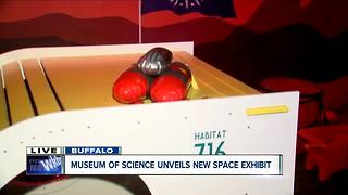 Buffalo Museum of Science's exposes WNY to planets as part of new exhibit - Video