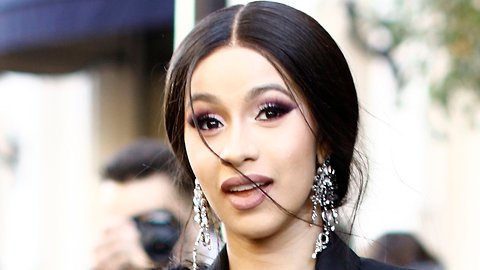 "Cardi B Says Nicki Minaj Feud ""Bad For Business"""