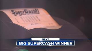 $350,000 Supercash ticket sold in Burlington