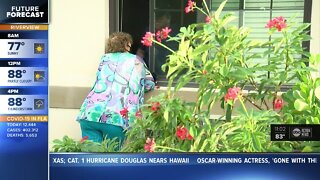 Family members frustrated no visitor policy at long-term care facilities