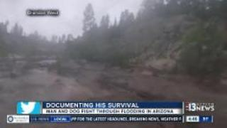 arizona flood - Video