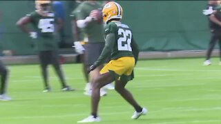 Hear what the newest Packers players think about Green Bay