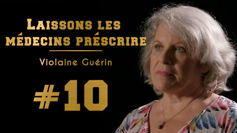 #10 HOLD-UP : ITW Grand Format : Violaine Guérin
