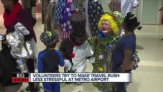 Detroit Metro Airport expects increase in Thanksgiving travel over last year