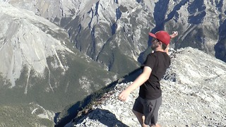 Mountain Pong Trick Shots