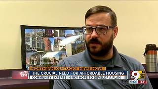 NKY's crucial need for affordable housing - Video