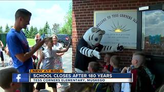 Tess Corners Elementary closes after 180 years