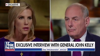 General Kelly Addresses Frederica Wilson Again And This Was An Iconic Response! - Video