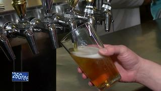 Craft brewers fear last-minute regulations in budget - Video